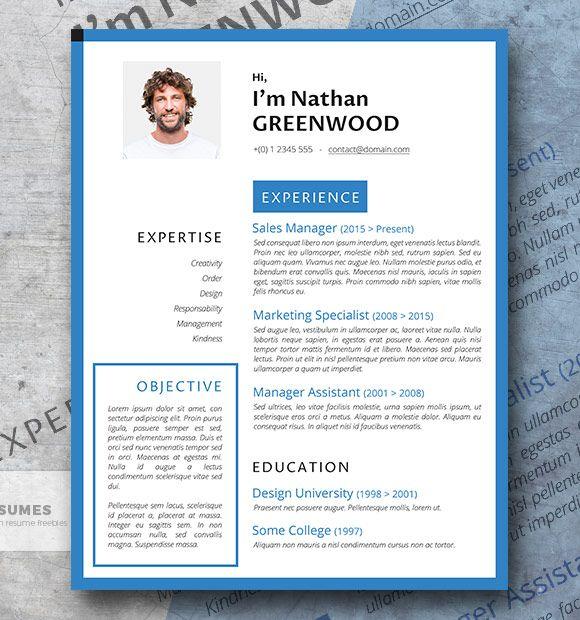 Descarga de Curriculum Vitae gratis - Level Up